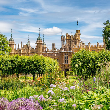 Knebworth House, Hertfordshire