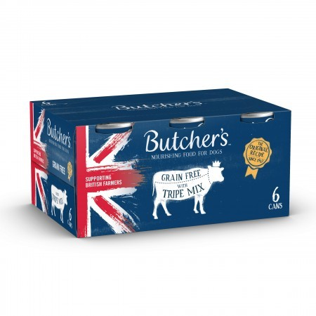Try naturally nourishing food from Butcher's image