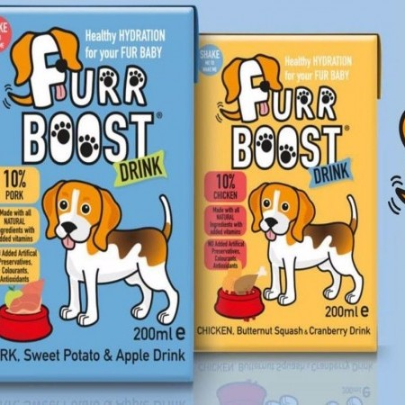 Win a month's supply of Furr Boost image