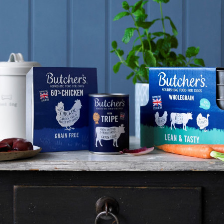 Win a £50 Butcher's Dog Food Voucher!  image