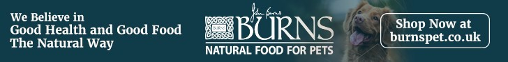 Burns Pet Nutrition  banner