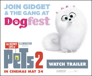 Secret Life of Pets 2 advert