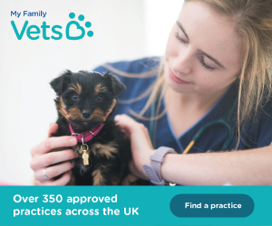 My Family Vet advert